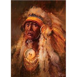 McCain, Buck - Chieftain Royalty
