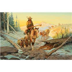 Dye, Charlie - Mustangs, Mules and Men