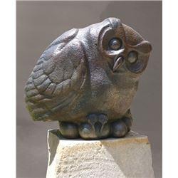 Kestrel, Steve - Opulent Owl