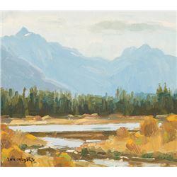 Moyers, John - Quiet Day - Vermillion Lakes