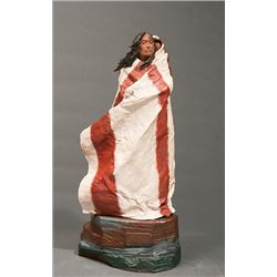 Jackson, Harry - Sacagawea- First Working Model for a Monument