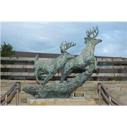 Sander, Sherry - Whitetail Deer (Heroic Size)