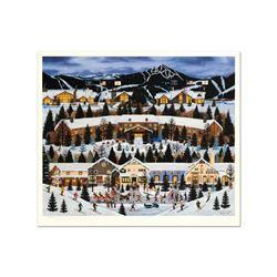 Alpine Winter Grandeur