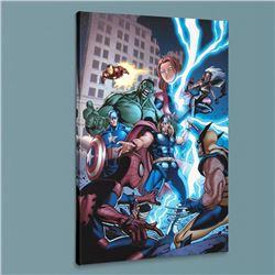 Marvel Adventures: The Avengers #31