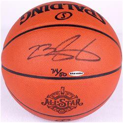 LeBron James Signed LE 2008 All-Star Game NBA Official Game Basketball (UDA COA)