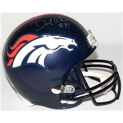 DeMarcus Ware Signed Broncos Full-Size Helmet (JSA COA)