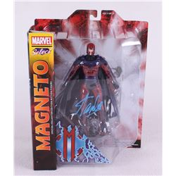 "Stan Lee Signed ""Magneto"" Marvel Select Action Figure (Lee Hologram)"