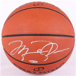 Michael Jordan Signed Official NBA Game Ball (UDA COA)