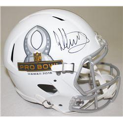 Todd Gurley Signed 2016 Pro Bowl Full-Size Speed Helmet (Radtke COA)