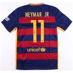 Neymar Jr. Signed Barcelona Jersey (Neymar COA)