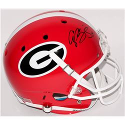 Champ Bailey Signed Georgia Bulldogs Full-Size Helmet (Radtke COA)