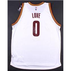 Kevin Love Signed Cavaliers Adidas Swingman Away Jersey (UDA COA)