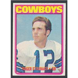 1972 Topps #200 Roger Staubach RC