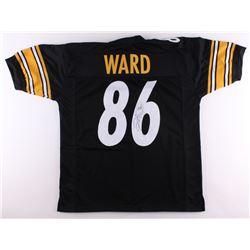 Hines Ward Signed Steelers Jersey (TSE Hologram)