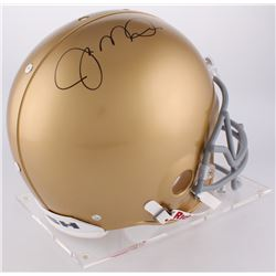 Joe Montana Signed Notre Dame Fighting Irish Full-Size Authentic On-Field Helmet (Steiner COA)