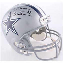 Jason Witten Signed Cowboys Full-Size Helmet (Witten Hologram)
