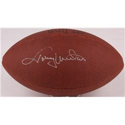 Johnny Unitas Signed Full-Size NFL Football (JSA ALOA)