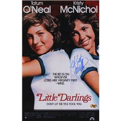 Kristy McNichol Signed Little Darlings 11x17 Photo (MAB Hologram)