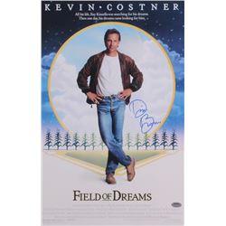 """Dwier Brown Signed """"Field of Dreams"""" 11x17 Photo (Schwartz COA)"""