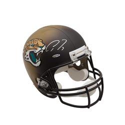 Allen Robinson Signed Jaguars Full-Size Helmet (UDA COA)