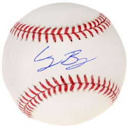 Cody Bellinger Signed OML Baseball (MLB  Fanatics)