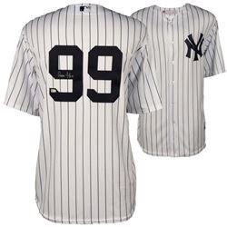 Aaron Judge Signed Yankees Jersey (Fanatics)