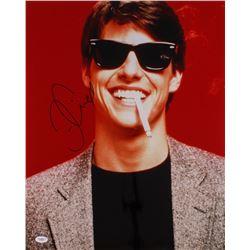 Tom Cruise Signed 16x20 Photo (JSA COA)