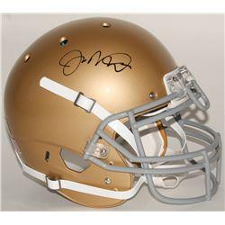 Joe Montana Signed Notre Dame Fighting Irish Full-Size Authentic On-Field Helmet (JSA COA)