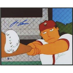 "Jose Canseco Signed ""The Simpsons"" 8x10 Photo (Beckett COA)"