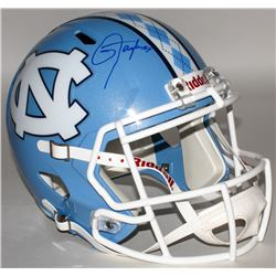 Lawrence Taylor Signed North Carolina Tar Heels Full-Size Speed Helmet (JSA COA)