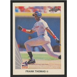 1990 Leaf #300 Frank Thomas RC