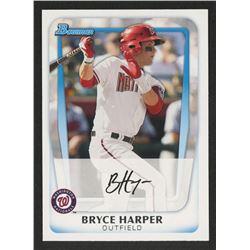 2011 Bowman Prospects #BP1A Bryce Harper