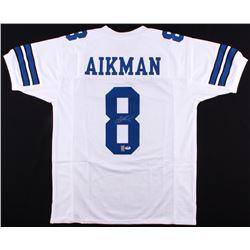 Troy Aikman Signed Cowboys Jersey (PSA COA)