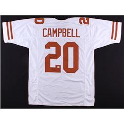 "Earl Campbell Signed Texas Longhorns Jersey Inscribed ""HT 77"" (JSA Hologram)"