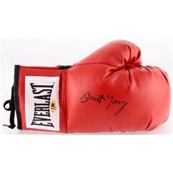 Burt Young Signed Everlast Boxing Glove (MAB Hologram)