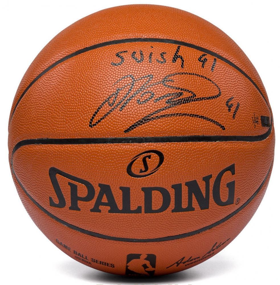 be8bcd9b211e Image 1   Dirk Nowitzki Signed Limited Edition NBA Game Ball Series  Basketball Inscribed