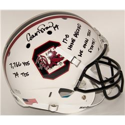Connor Shaw Signed LE South Carolina Gamecocks Full-Size Helmet With (4) Inscriptions (Radtke COA)