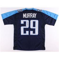 DeMarco Murray Signed Titans Jersey (JSA COA)