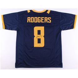 Aaron Rodgers Signed California Golden Bears Jersey (Steiner Hologram)