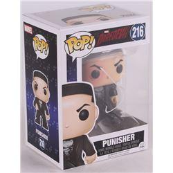 "Jon Bernthal Signed ""The Punisher"" Funko Pop Vinyl Figure (Radtke COA)"