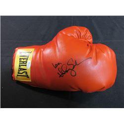 """Hilary Swank Signed Everlast Boxing Glove Inscribed """"Love"""" (JSA Hologram)"""