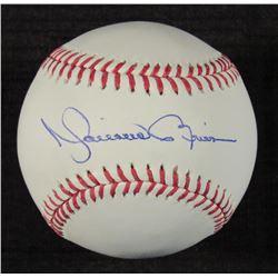 Mariano Rivera Signed OML Baseball  (MLB Hologram)