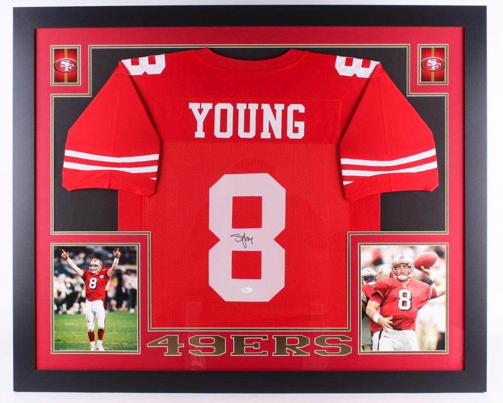 28aed5af489 Image 1   Steve Young Signed 49ers 35