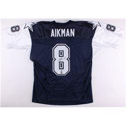 Troy Aikman Signed Cowboys Jersey (Aikman COA  Radtke COA)