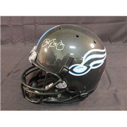 Jon Bon Jovi Signed Philadelphia Soul Helmet (JSA LOA)