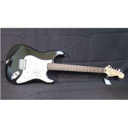 """Steven Van Zandt Signed Fender Squier Bullet Strat Electric Guitar Inscribed """"We Here"""" (JSA Hologram"""