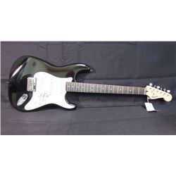 """Slash Signed Fender Squier Bullet Strat Electric Guitar Inscribed """"2012"""" (JSA LOA)"""