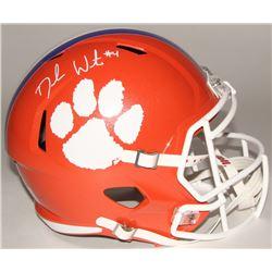 Deshaun Watson Signed Clemson Tigers Full-Size Speed Helmet (Watson Hologram)