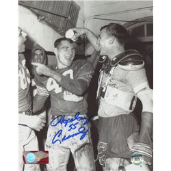 Howard Cassady Signed Ohio State Buckeyes 8x10 Photo (Cassady Hologram)
