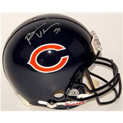 Brian Urlacher Signed Bears Full-Size Authentic On-Field Helmet (Radtke COA)